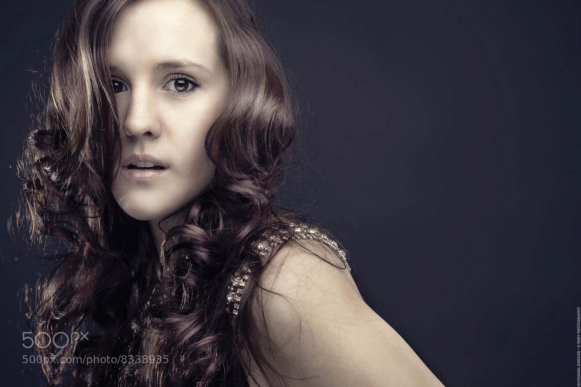 Photograph Portrait of Rebecca by Nathaniel Dodson on 500px