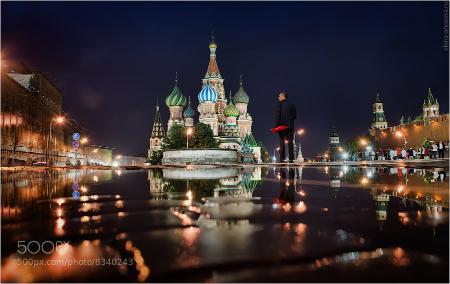 Photograph After night rain by Elena Anosova (lk-a) on 500px