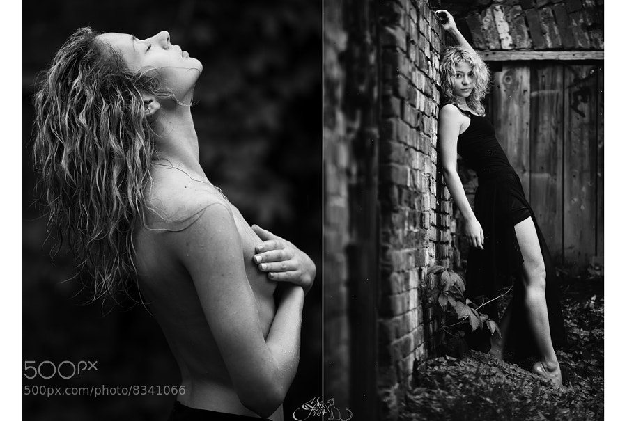 diptych photo - outdoor by Ksenia Fiksa