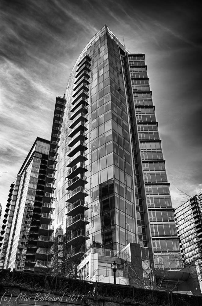 Photograph Vancouver Building by Alan Bailward on 500px