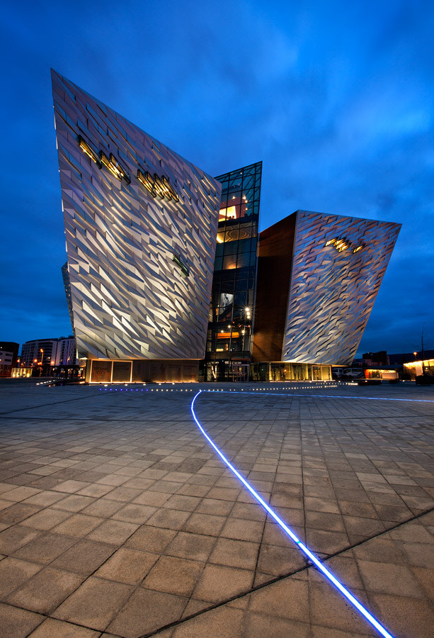 Photograph Titanic building by Stephen Emerson on 500px