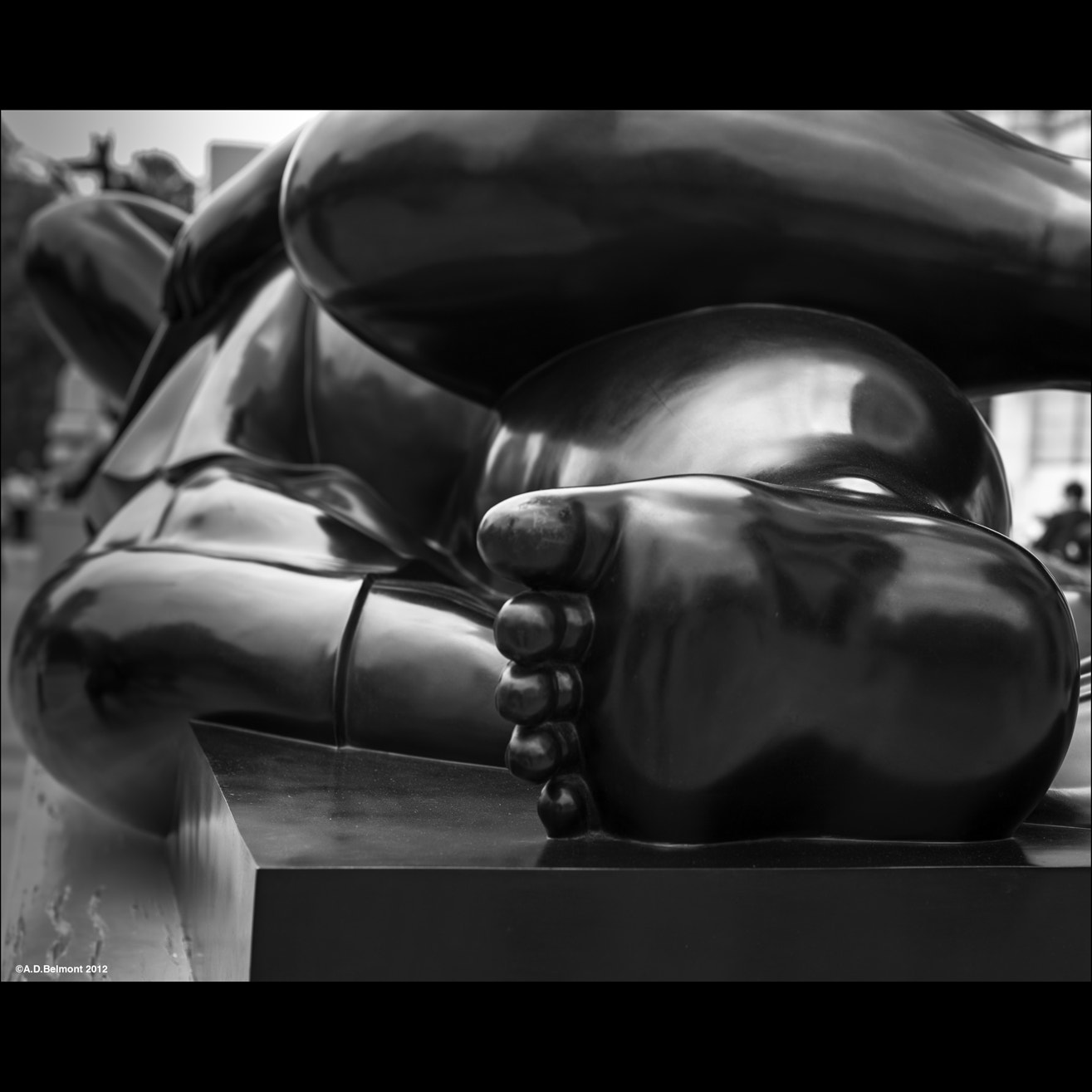 Photograph Botero@BellasArtes by Arturo Díaz Belmont on 500px