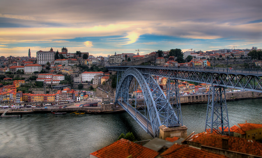 THE BRIDGE by António Sousa on 500px.com