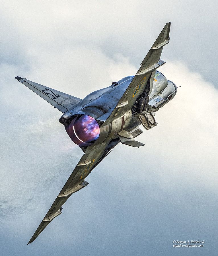 Viggen by Sergio J. Padrón A. on 500px.com