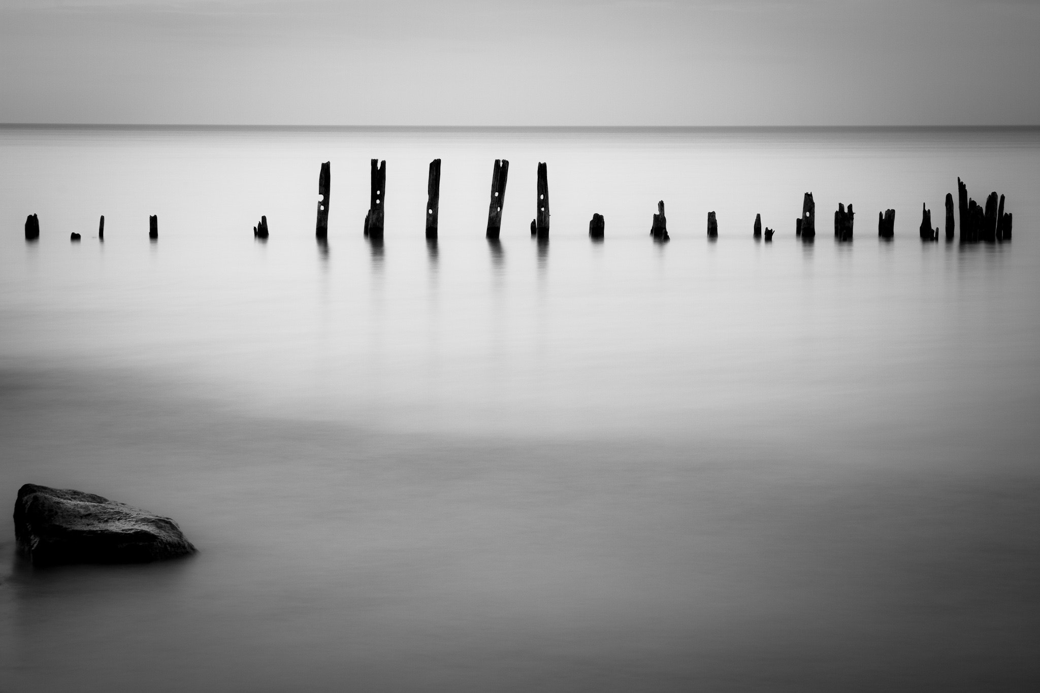 Photograph The remnants of an old Pier  by Darek Markiewicz on 500px