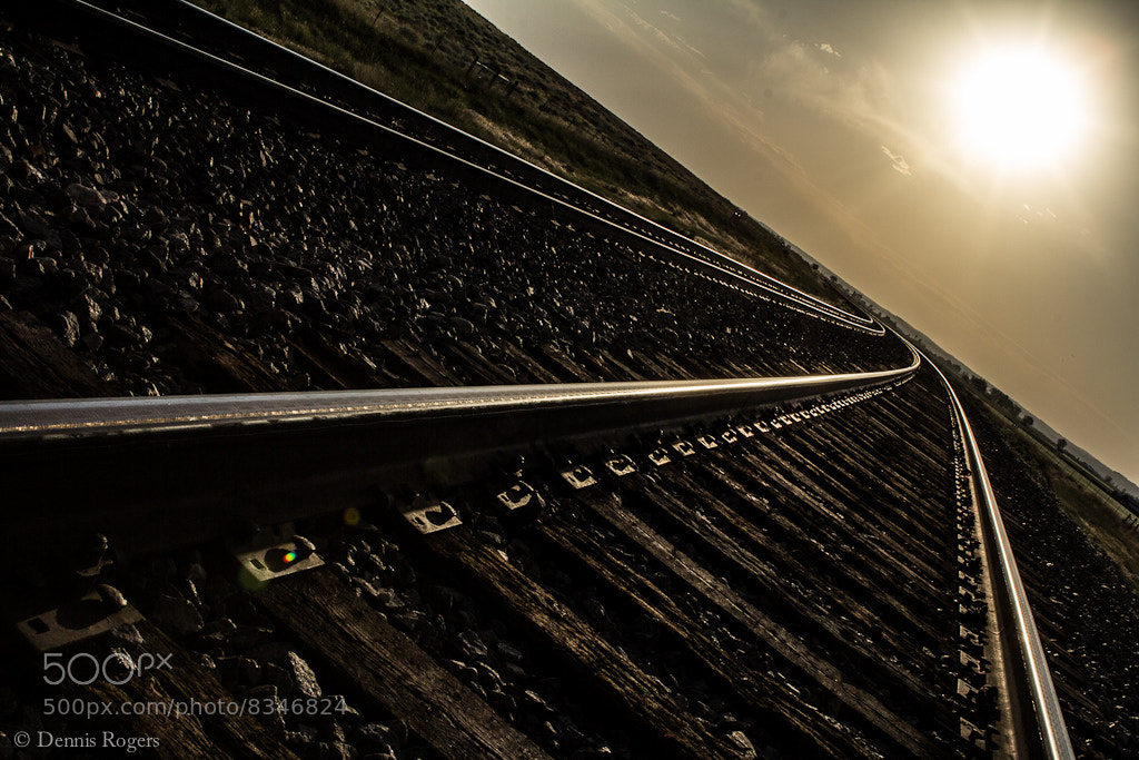 Photograph Tracks by Dennis Rogers on 500px