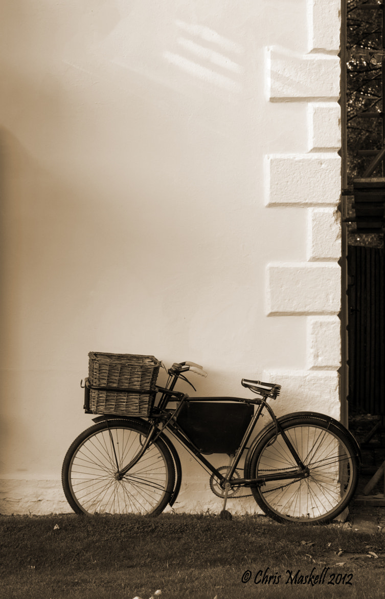 Photograph Avebury Bicycle by Chris Maskell on 500px