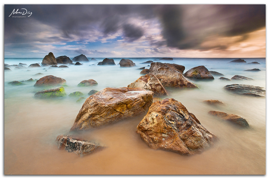 Photograph All in motion by Alonso Díaz on 500px
