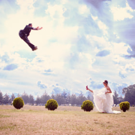 Wedding Kick by Luis Corona (inquadratura)) on 500px.com