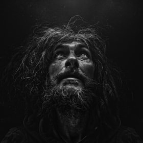 Thomas by Lee Jeffries (LeeJeffries)) on 500px.com