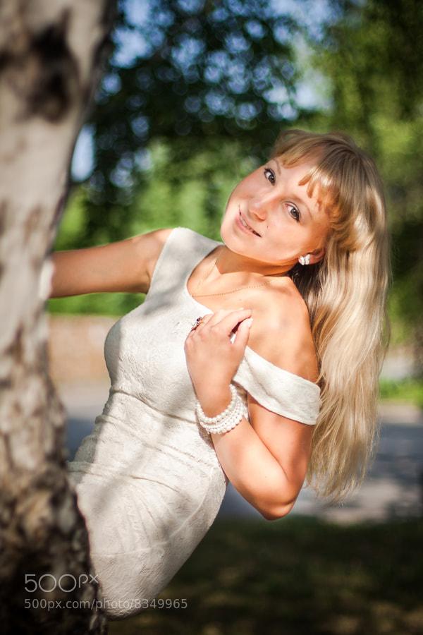 Photograph Masha by Slava Ryabukhin on 500px