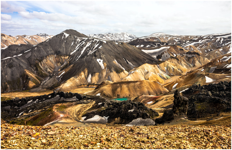 Landmannalaugar by DamPhotography on 500px.com