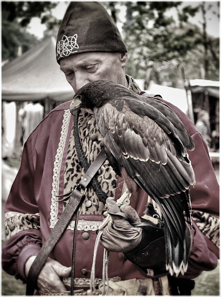 Photograph The Falconer by Zoeys Sectvi on 500px