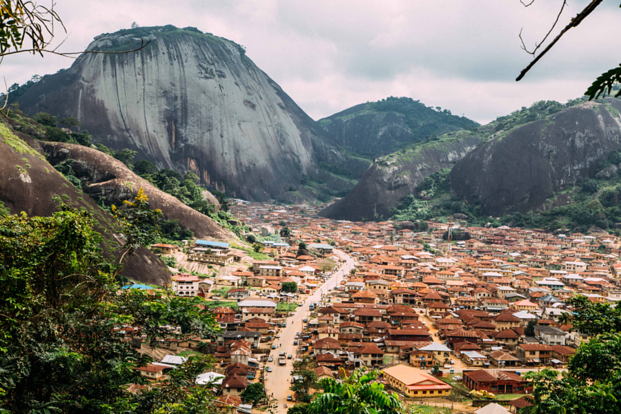 Idanre town in Ondo State, Nigeria by Devesh Uba on 500px.com