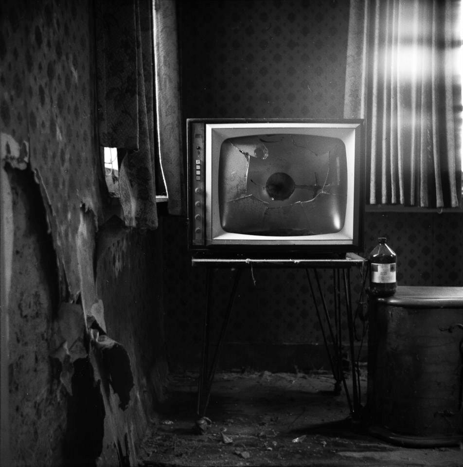 Photograph Too Much TV by Jeroen D'Haen on 500px