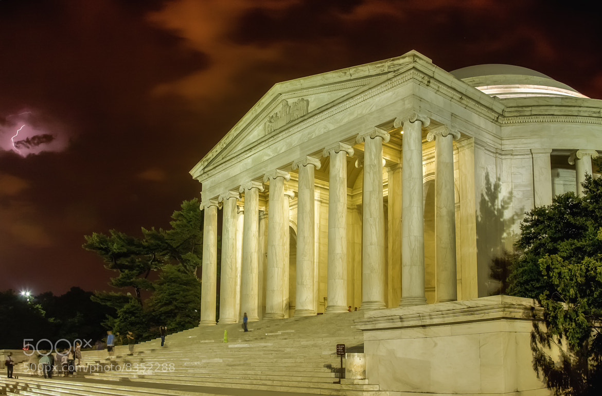 Photograph Jefferson Memorial by Dave Wright on 500px
