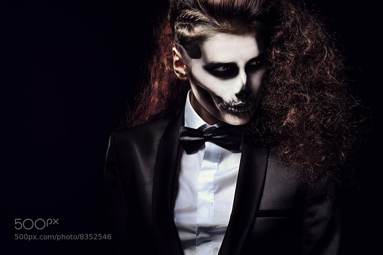 Photograph She by Anastasia Raschektaeva on 500px