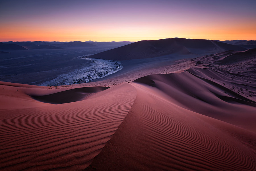 Photograph The Sand Mountain by Hougaard Malan on 500px
