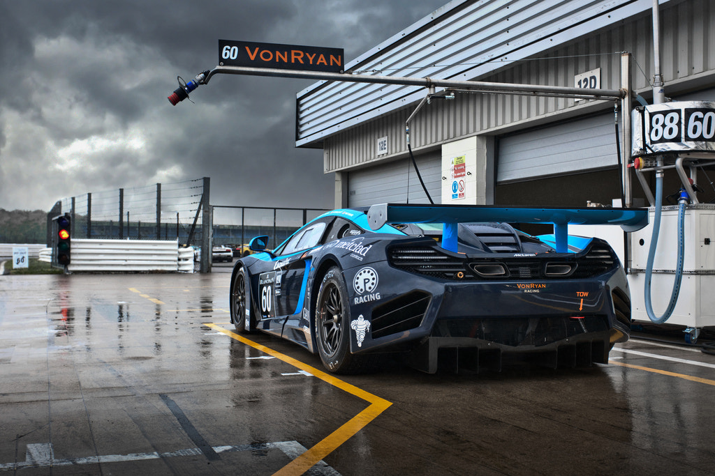Photograph Von Ryan Racing - McLaren MP4-12C GT3 - Blancpain Endurance Series by Richard Pardon on 500px
