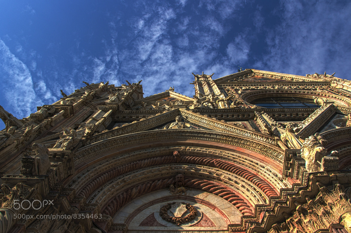 Photograph Duomo di Siena by Thomas Högg on 500px