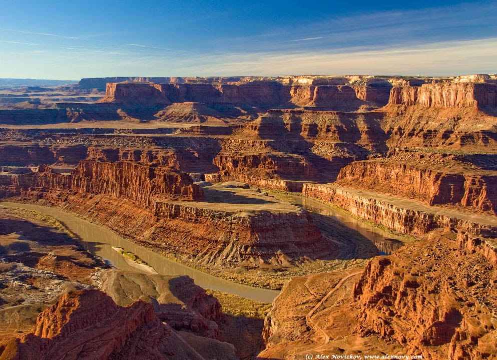 Photograph Dead horse point by Alexander Novickov on 500px