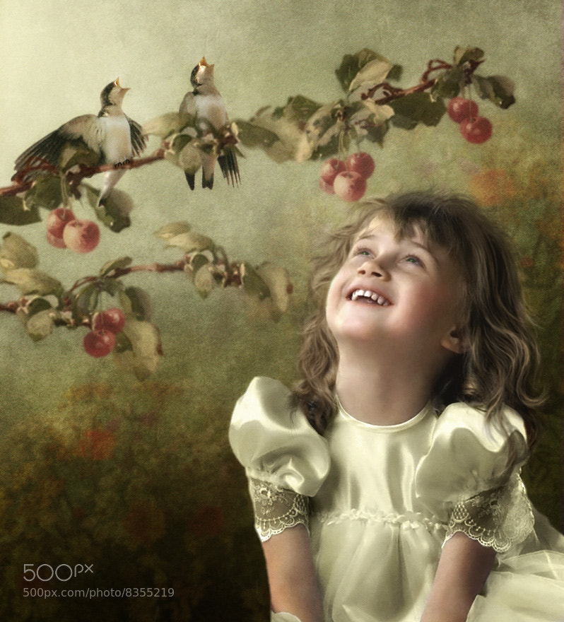 Photograph Веселая песенка by Маргарита Нижарадзе on 500px