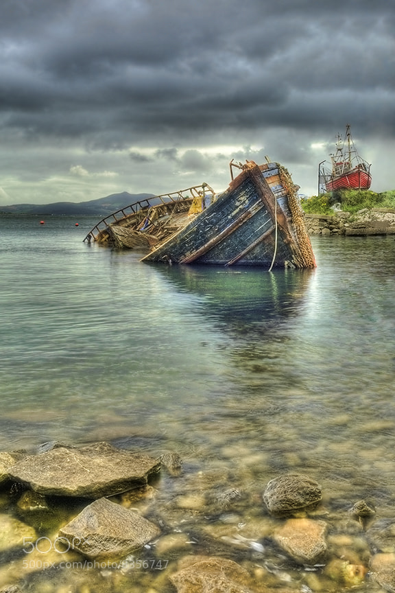 Photograph Sinking feeling by Robert Moffett on 500px