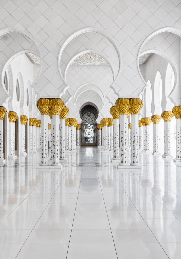 Photograph Sheikh Zayed Mosque by Martin Müller on 500px