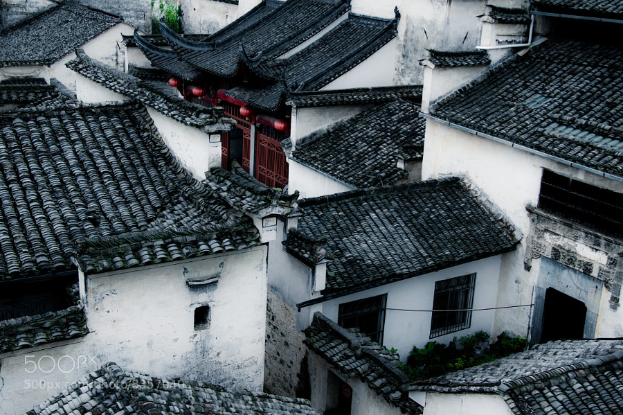 Photograph Impression of Xidi by Xianyi Shen on 500px