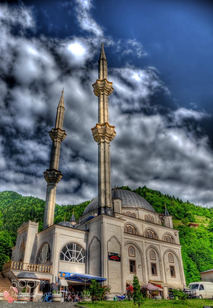 Photograph TAŞKIRAN KASABASI MERKEZ CAMİİ by Peyman Az on 500px