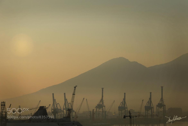 Photograph Naples Shipyard by Donald Atkinson on 500px