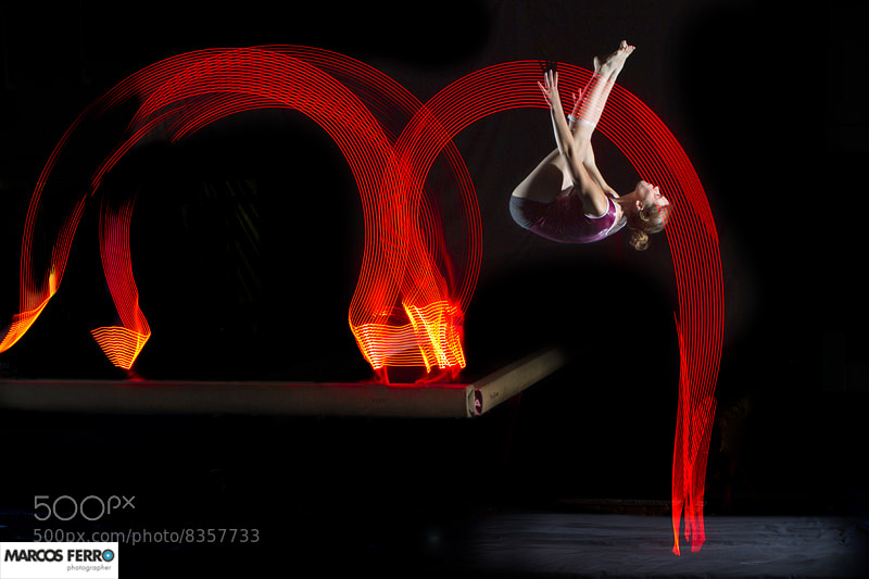 Photograph Light Olympic Painting by Marcos Ferro on 500px