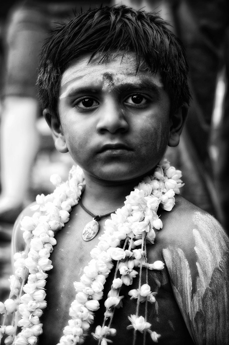 Photograph Young Devotee by Roslan Salleh on 500px