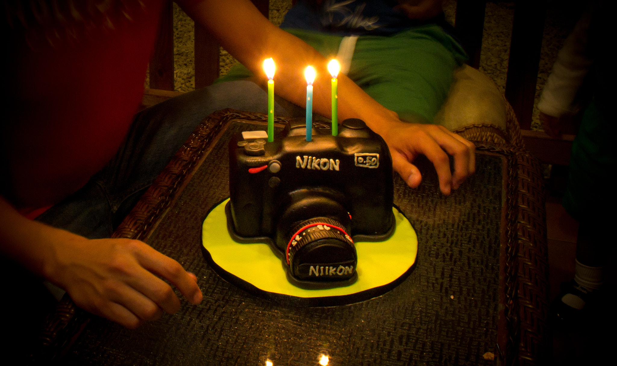 Photograph B-day Cake!!! by Juan Melgar on 500px