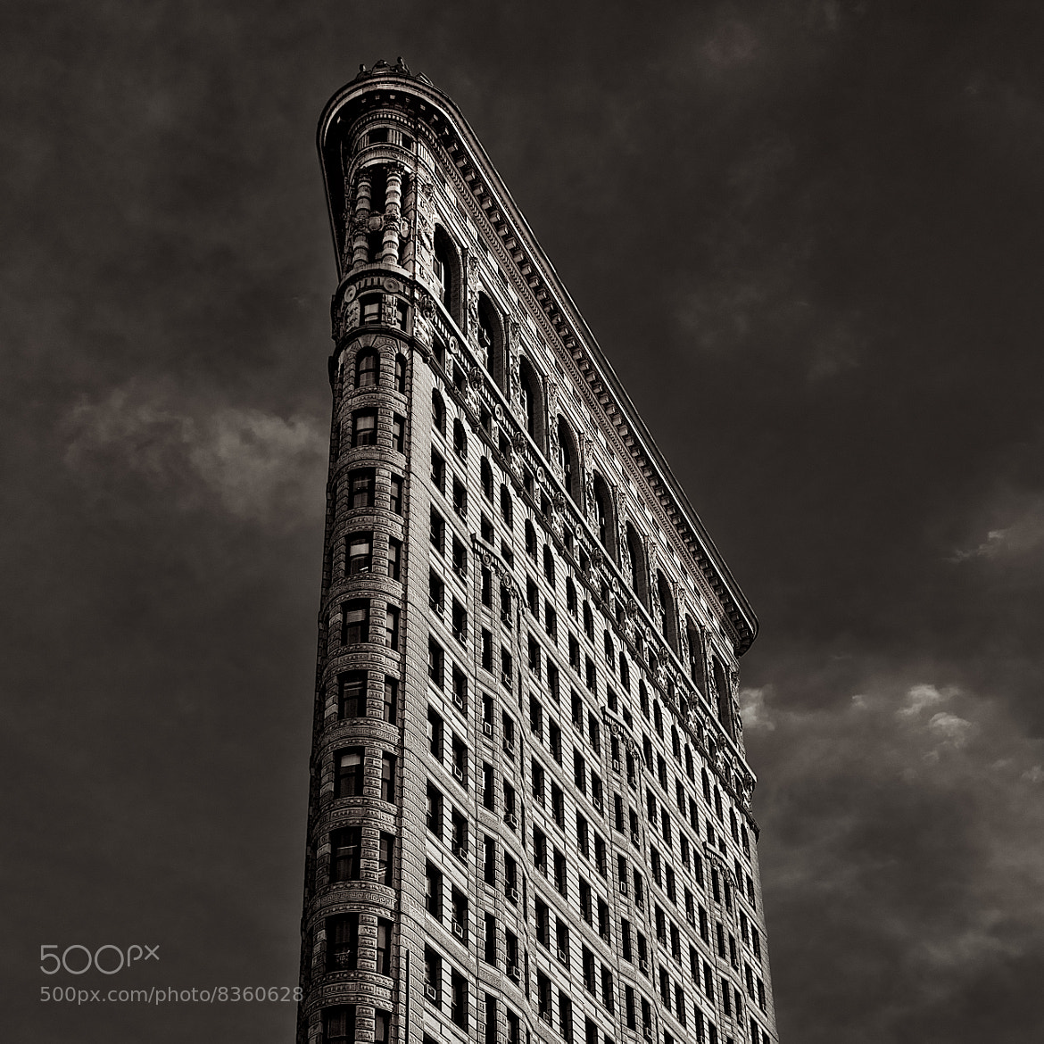 Photograph Manhattan_Flat Iron by Gorrest Fump on 500px