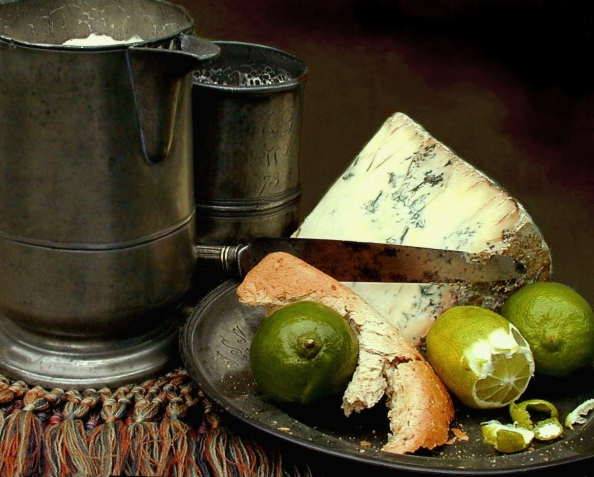 Photograph Still Life with Pewter and Limes by Jack Hardin on 500px