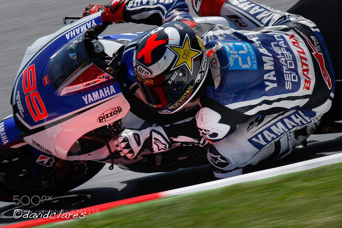 Photograph Jorge Lorenzo REF. 0059 by David Clares on 500px