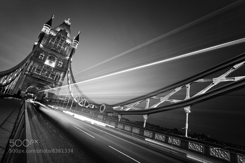 Photograph London #07: Tower Bridge by Nina Papiorek on 500px