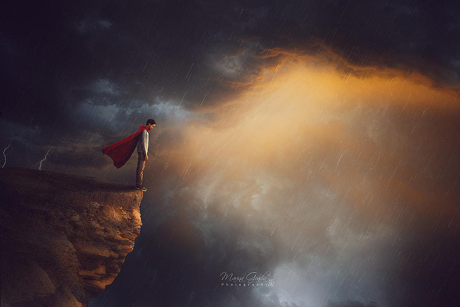 Photograph I am a Hero by Marina Gondra on 500px