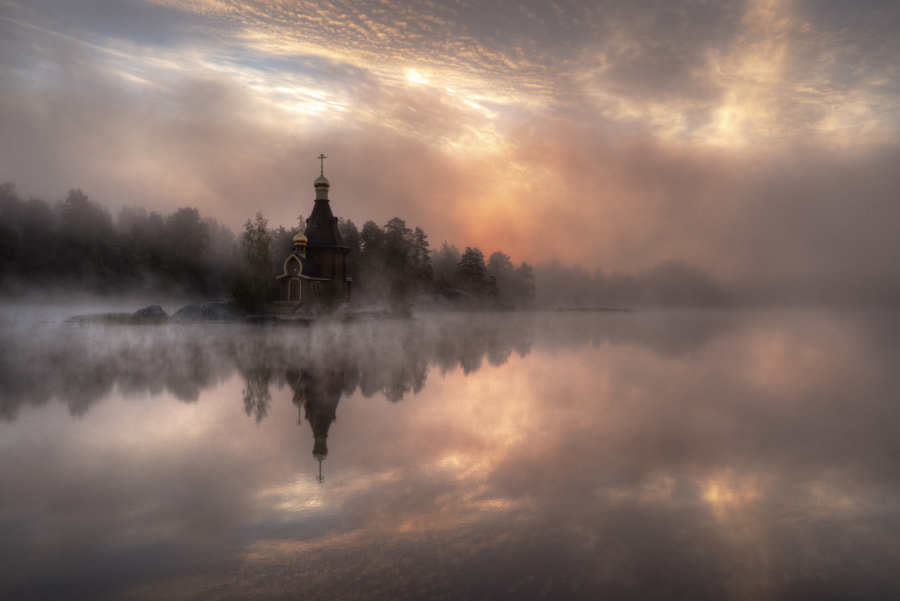 Photograph Loch Vuoksa by Alexander Atoyan on 500px