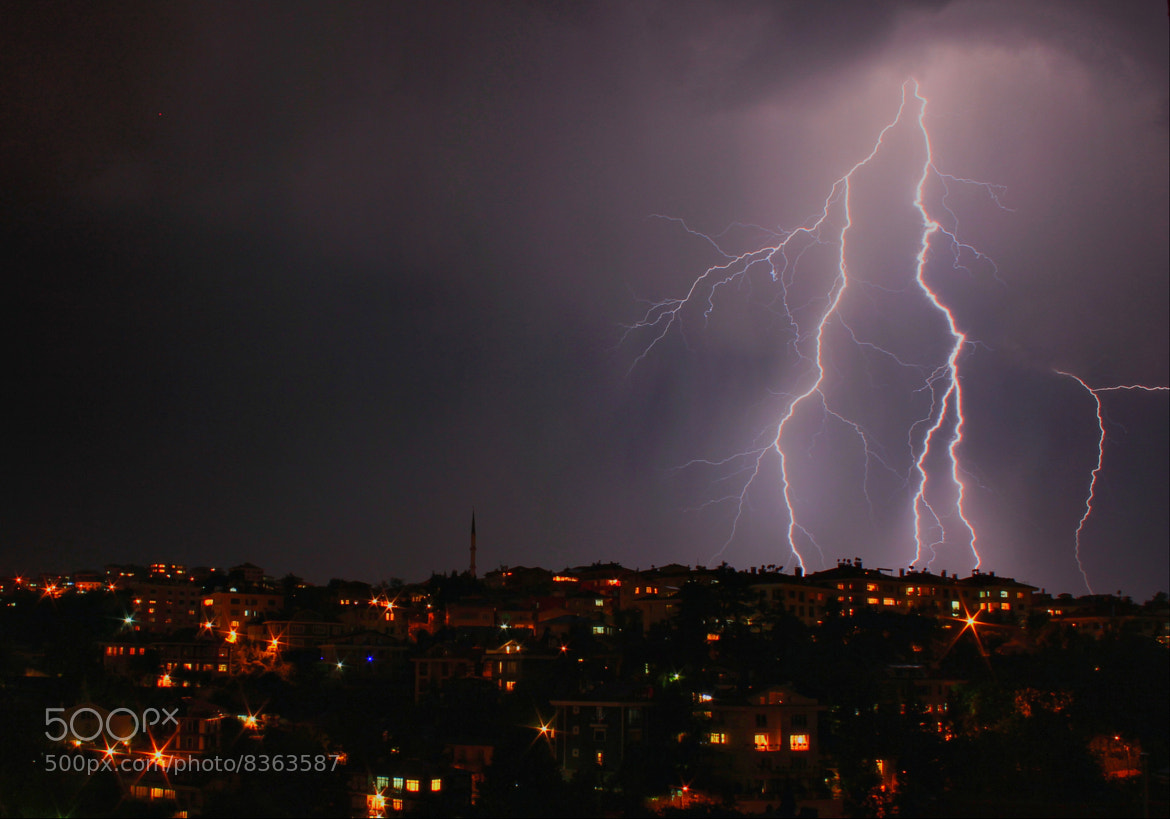 Photograph Lightning2 by zen free on 500px