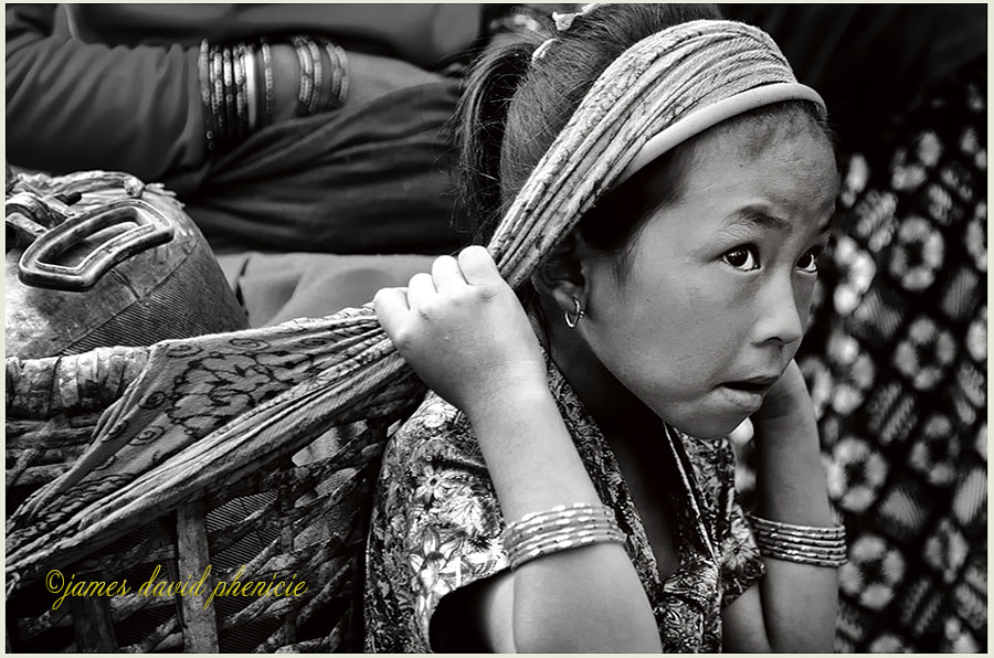 Nepal Series:  Heavy Load