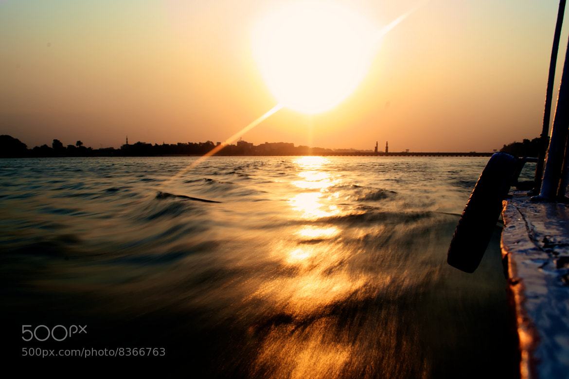 Photograph Delta Sunset  by jamil ghanayem on 500px