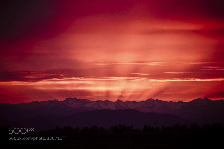 Photograph Sunrise for Valentine's by JP Nunez on 500px