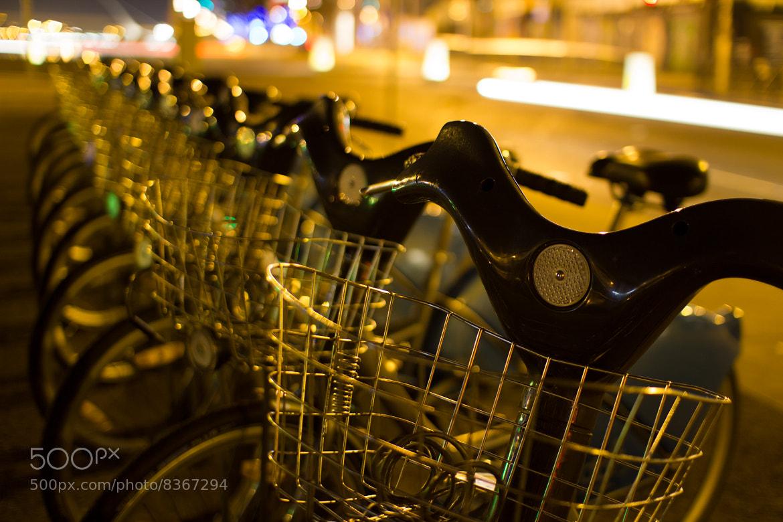 Photograph Dublin Bikes by Peter Murphy on 500px