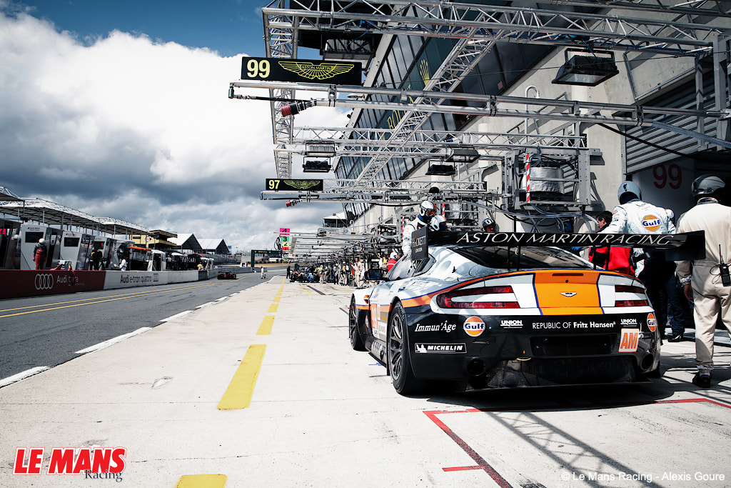 Photograph Le Mans Test Day 2012 by Alexis Goure on 500px