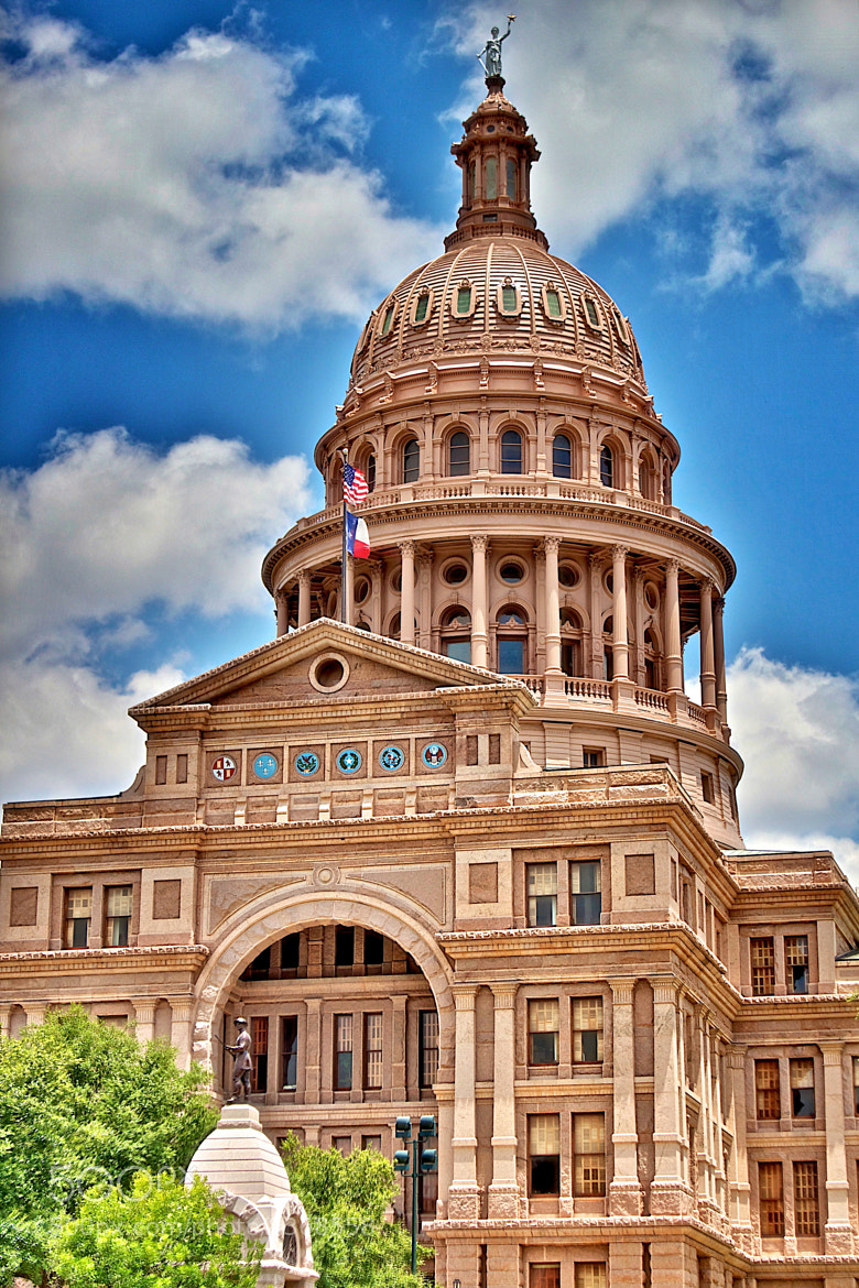 Photograph Texas State Capitol dome by Clint Spaeth on 500px