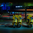 ������, ������: McDelivery Rides