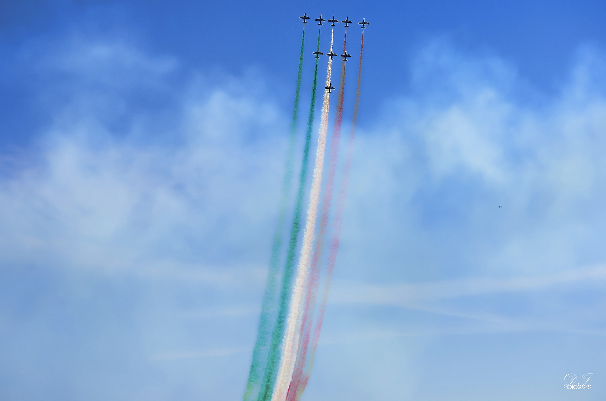 Photograph Roma International Air Show II by Daniele Forestiere on 500px
