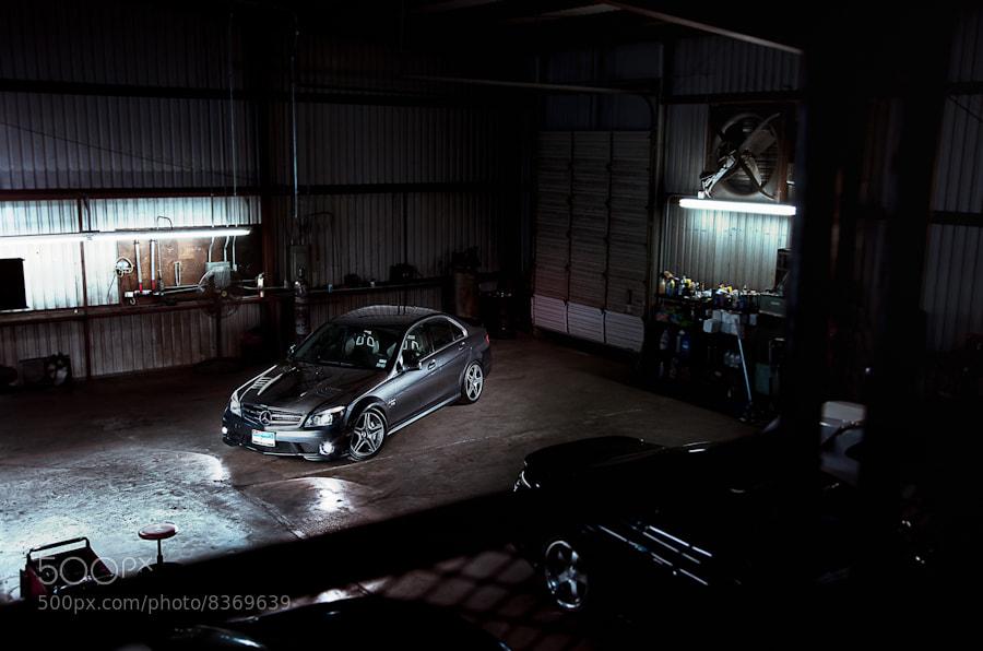Photograph Mercedes Benz C63 by Karissa Hosek on 500px